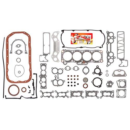Fits 87-93 Mazda B2200 2.2 SOHC 8V F2 Full Gasket Set