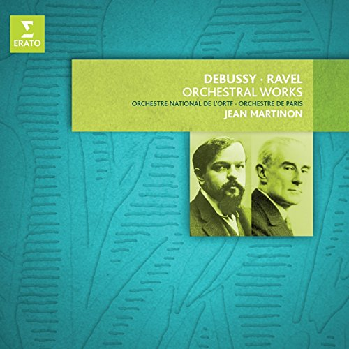 Debussy, Ravel: Orchestral Works by Warner Classics
