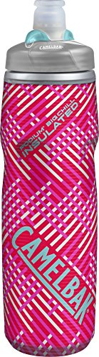CamelBak Podium Big Chill Insulated Water Bottle, Flamingo, 25 oz