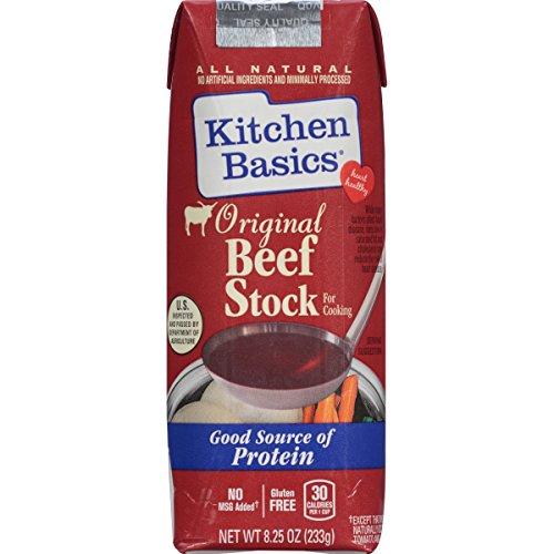 Kitchen Basics Turkey Stock (Kitchen Basics Beef Stock 12/8.25oz)