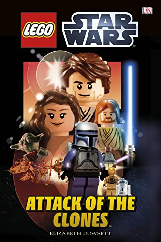 Lego Star Wars Attack of the Clones (DK Readers Level 1)
