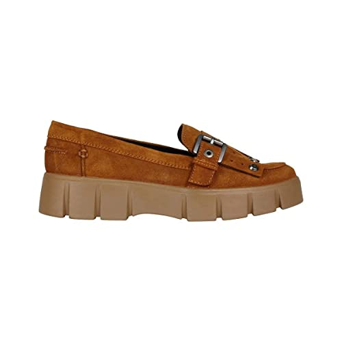 Geox Women's D Ghoula C Loafers: Amazon.co.uk: Shoes & Bags