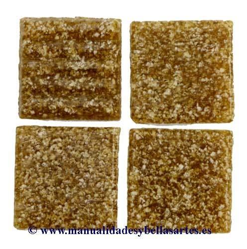 MosaixPro Lot DE 63 Carreaux de mosaï ques en Verre Marron 200 g 20 x 20 x 4 mm EFCO 2291578