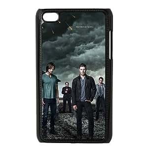 WEUKK Supernatural iPod Touch 4 cases, diy case for iPod Touch 4 Supernatural, diy Supernatural phone case