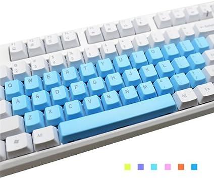 Keycool Top Imprimir PBT 37 Keycaps Set para Cherry Mx ...