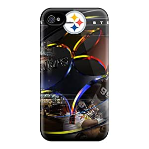 RichardBingley Iphone 6plus Great Cell-phone Hard Covers Customized Beautiful Pittsburgh Steelers Pictures [WLa15717jyUf]