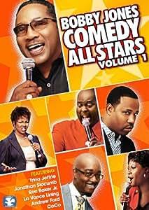 Comedy All Stars, Vol. 1: Bobby Jones [Import]