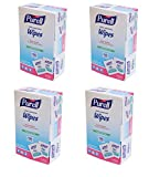 PURELL Sanitizing Hand Wipes Individually Wrapped 400-ct.