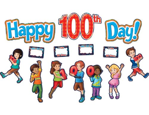 100th Day Bulletin Boards - 4