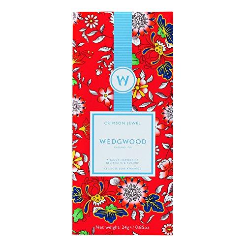 Wedgwood Wonderlust Crimson Jewel - Fruit Blend Tea