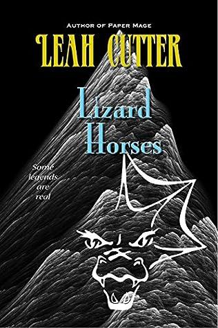 book cover of Lizard Horses