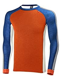 Helly Hansen Men's Warm Ice Crew Base Layer Top