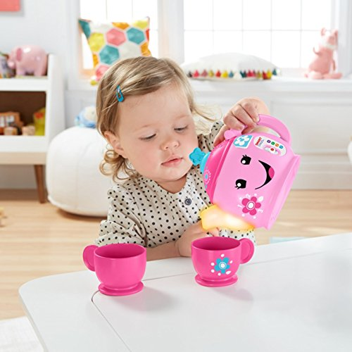 51mtCaKCsuL - Fisher-Price Laugh & Learn Sweet Manners Tea Set