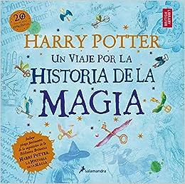 Harry Potter: un viaje por la historia de la magia: Amazon.es: THE BRITISH LIBRARY, THE BRITISH LIBRARY: Libros
