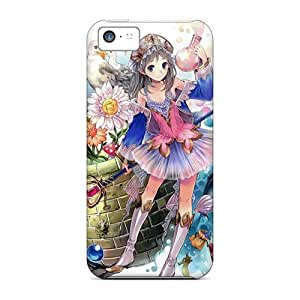 Premium Atelier Totori The Adventurer Of Arland 16726 Back Cover Snap On Case For Iphone 5c