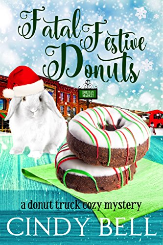 Fatal Festive Donuts (A Donut Truck Cozy Mystery Book 2) - Truck Bell