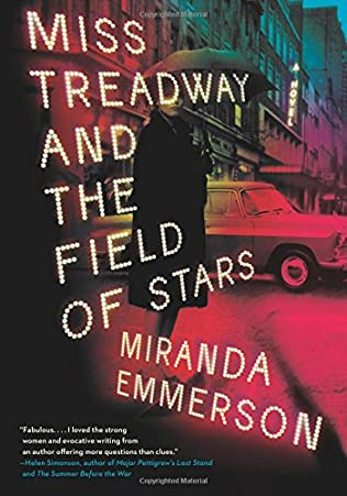 book cover of Miss Treadway & the Field of Stars