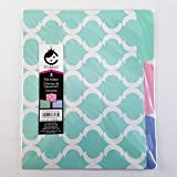 Carolina Pad Studio C 3 File Folders (Pattern Play)