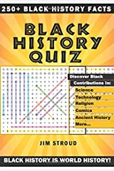 Black History Quiz: A Word Find Puzzle Book of Black History Facts and Quotes Paperback