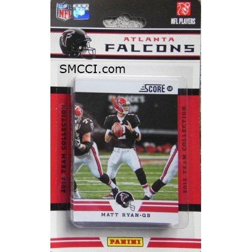 2012 Atlanta Falcons Score Sealed 12 Card Team Set. Players Include ... bc4afd451