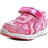 Peppa Pig Light Up Sneaker Toddler Girls Shoe Pink 9