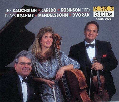 Mendelssohn, Brahms, Dvorak: Piano - Outlet Laredo