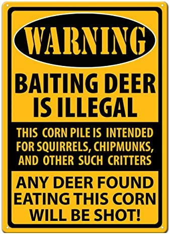 Rivers Edge Tool Rules Tin Sign