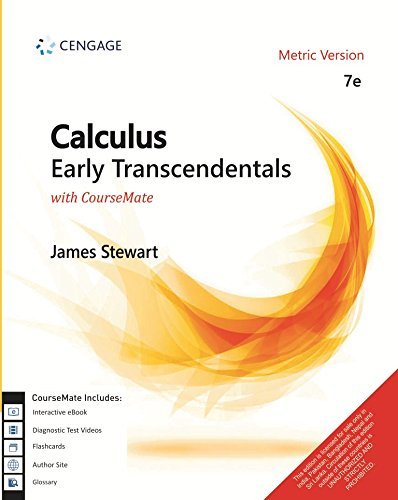 Calculus early transcendentals with coursemate james stewart calculus early transcendentals with coursemate james stewart 9788131531891 amazon books fandeluxe Gallery