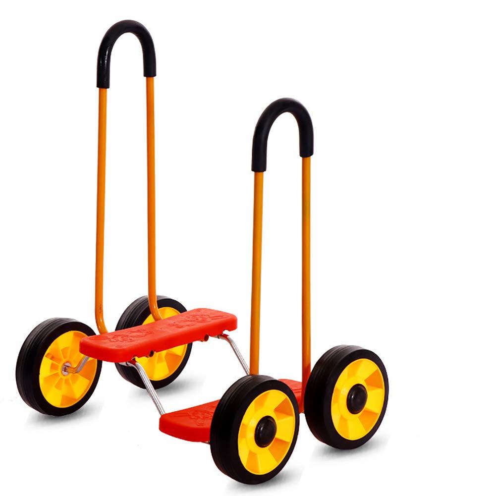 echa un vistazo a los más baratos YTBLF Bicicleta de de de Equilibrio para niños Jardín de Infantes Juguete de Entrenamiento sensorial Equipamiento Deportivo Bicicleta para bebés,Red  Precio por piso
