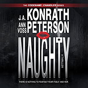 Naughty: A Thriller Audiobook