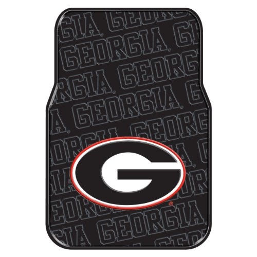 NCAA Georgia Bulldogs Front Floor Mat