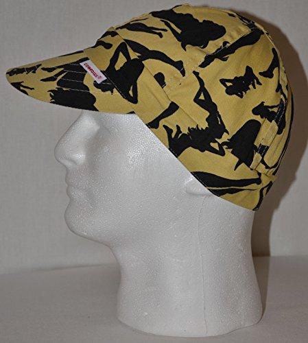 Comeaux-Caps-Hard-Brim-Welding-Cap-Yellow-size-7-38