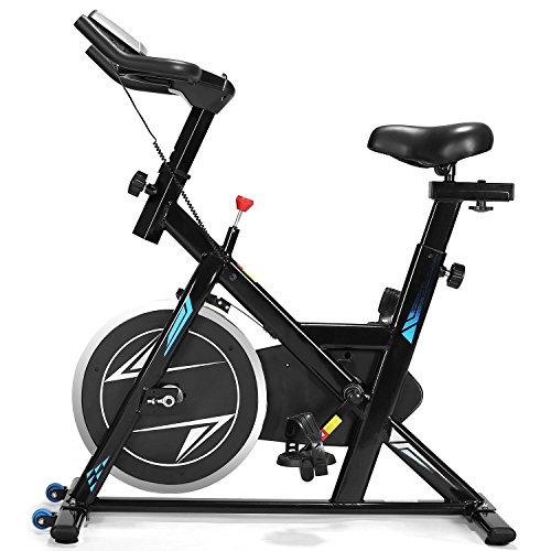 Benlet Indoor Cycling Trainer Bike Cycle Trainer Exercise Bicycle  Stationary Cardio Exercise Bike For Home Office