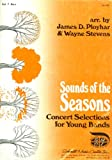 Sounds of the Seasons (2nd F Horn) (Concert Selections for Young Bands)