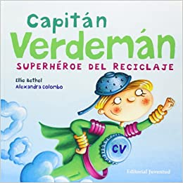 Amazon.com: Capitan Verdeman/Captain Verdeman: Superheroe ...