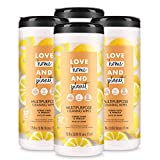 Love Home & Planet Multi-Purpose Cleaning Wipes Citrus Yuzu & Vanilla 37Count (Pack of 4)