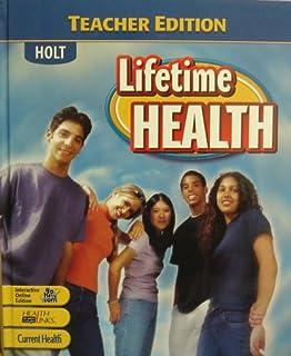 Lifetime health life skills workbook rinehart and winston holt lifetime health teacher edition fandeluxe Choice Image
