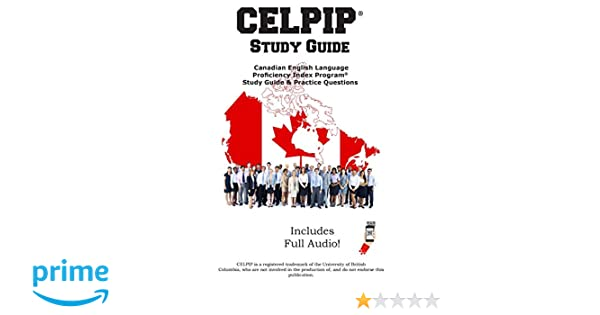 Celp tests with sample answers and study guide for android apk.