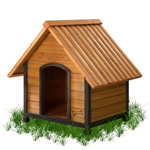 Pet Squeak Arf Frame Dog House, Medium ()
