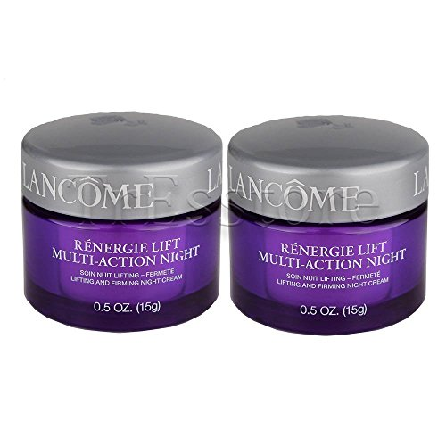 Renergie Lift Multi-action Lifting and Firming Night Cream 0.5oz/15g (2pcs) by Brand New