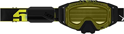 Hi-Vis Black 509 Kingpin Ignite Goggle
