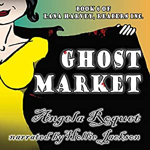 Ghost Market Audiobook