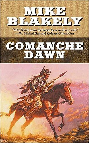 Book COMANCHE DAWN