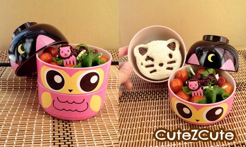 cutezcute bento decoration box animals food picks and forks kitchen in the uae see prices. Black Bedroom Furniture Sets. Home Design Ideas
