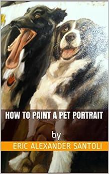 How Paint Pet Portrait Painting ebook product image