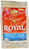 10 lb bag of rice - Royal Basmati Rice in Plastic Bag, 10 Pound