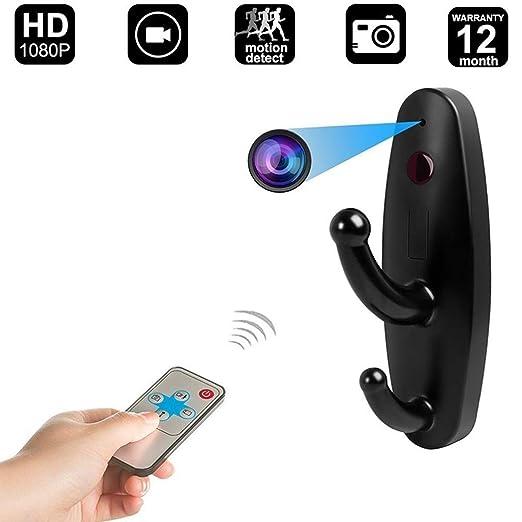 murieo Perchero Vigilancia Cámara Oculta Estilo Mini cámara de vídeo VHS admite hasta 16 GB de Memoria Micro SD 11,5 x 3,6 x 1,4 cm: Amazon.es: Bricolaje y ...