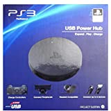 5-port USB Expansion Power Hub for PlayStation 3 and PS3 Slim