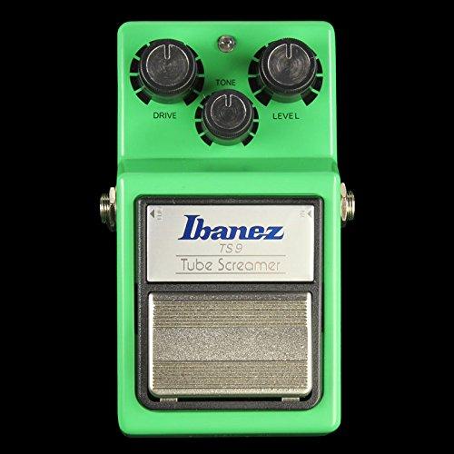 Screamer Tube Bass - Ibanez TS9 Electric Guitar Single Effect