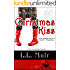 Christmas Kiss (A Scottish Holiday Romance) (Kisses and Carriages Book 1)